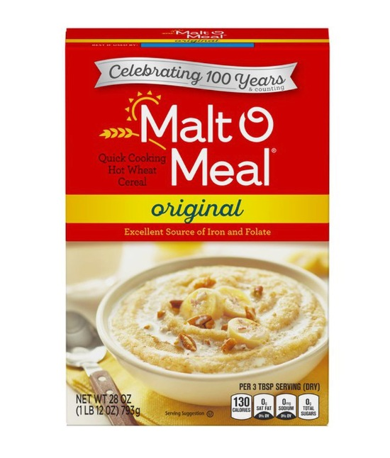 Malt O Meal Original hot wheat cereal