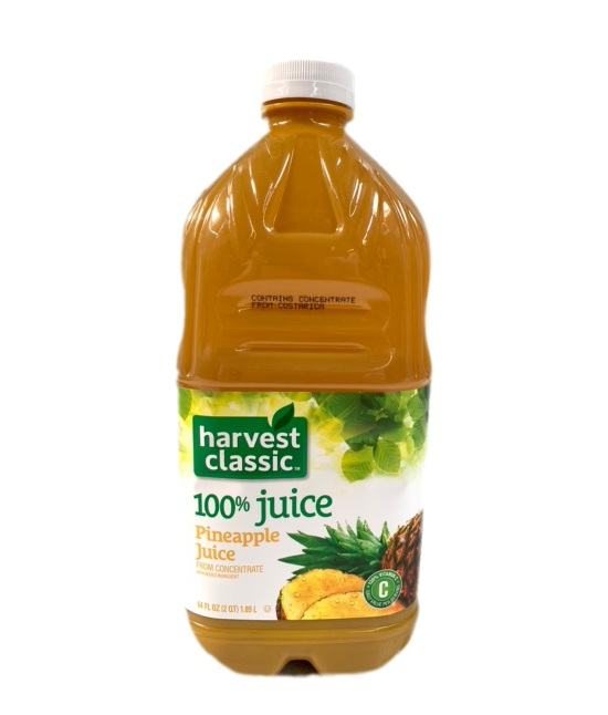 Harvest classic Pineapple Juice