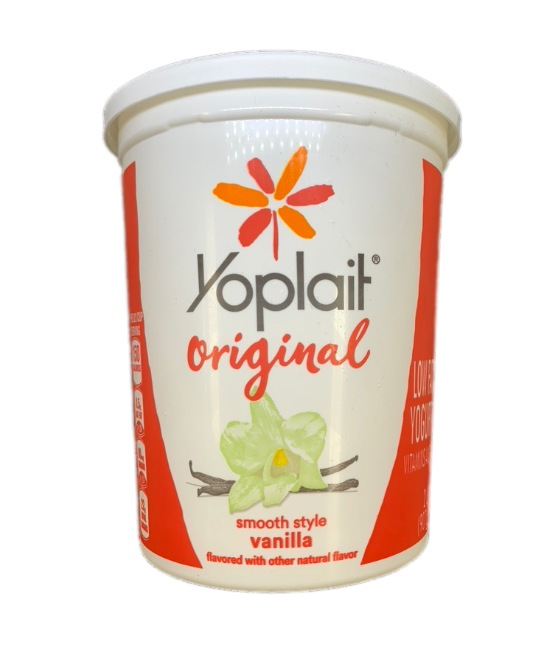 Yoplait Original Vainilla