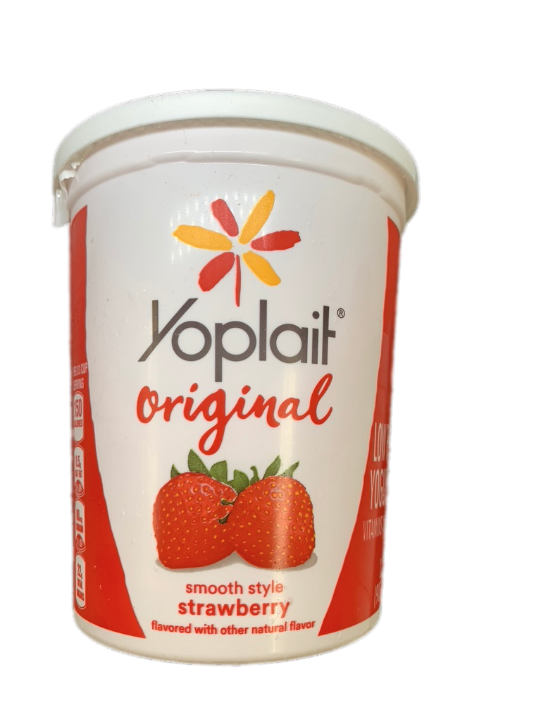 Yoplait Original Strawberry