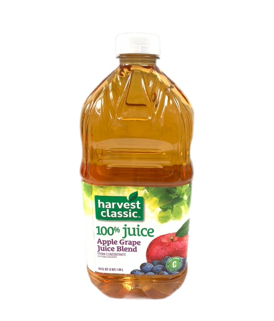 Harvest classic Apple Grape Juice Blend