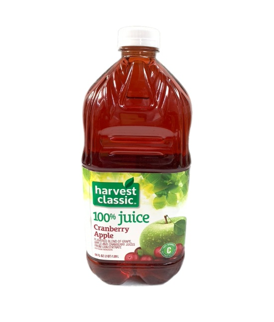 Harvest classic Cranberry Apple Juice