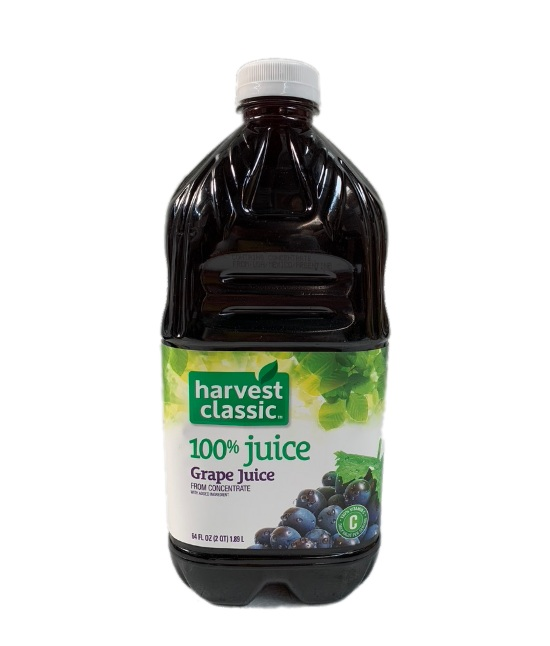 Harvest classic Grape Juice