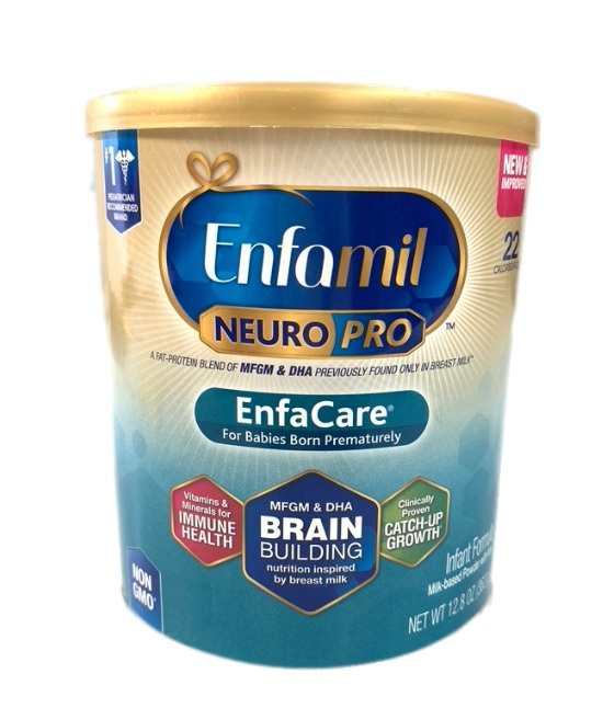Enfamil Neuro Pro EnfaCare for babies born prematurely 12.8 oz