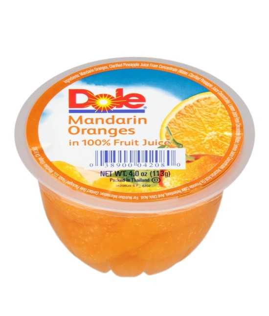 Dole Mandarin in 100% Fruit Juice