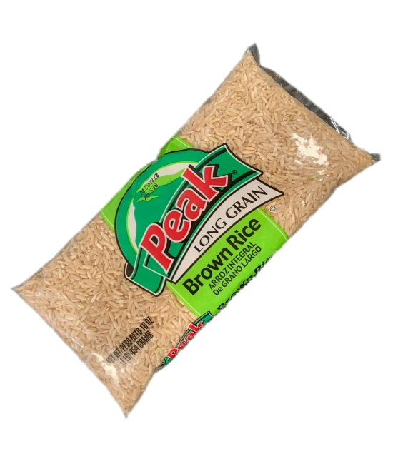 Peak High Long Grain Brown Rice