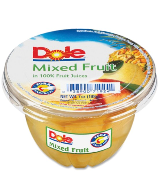 Dole Mixed Fruit in 100% Fruit Juice