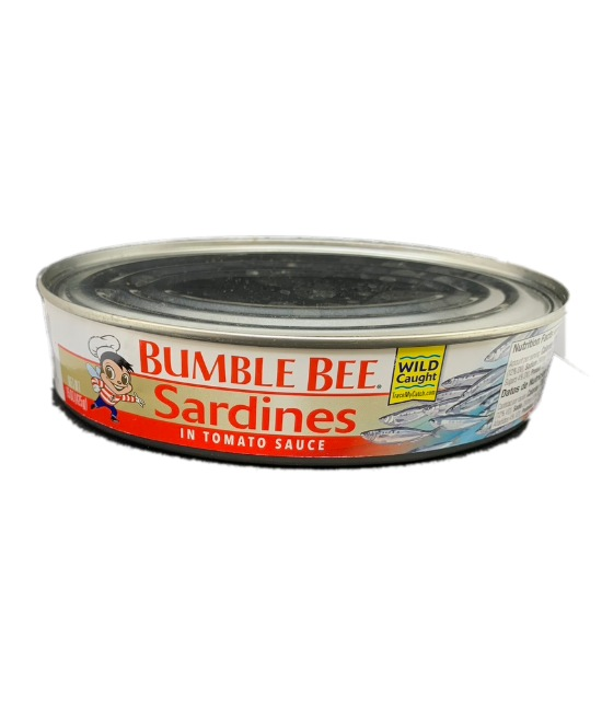 Bumble Bee Sardines in tomato Sauce