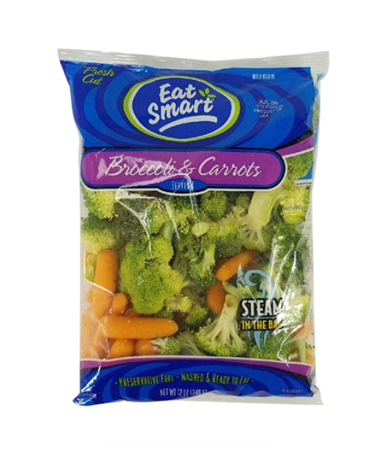 Mix Vegetables in a bag