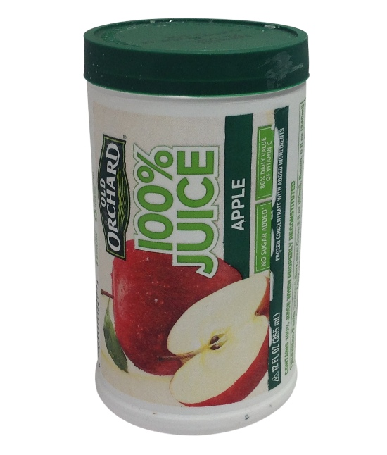 Old Orchard Frozen Juice Apple