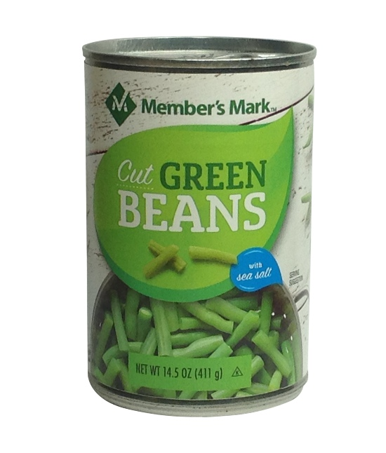 Members Mk Cut Green Beans can