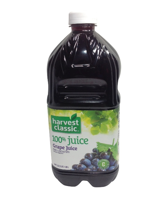 Harvest Classic Grape 8/64oz