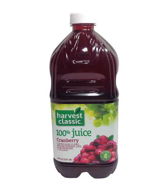 Harvest Classic Cranberry 8/64oz