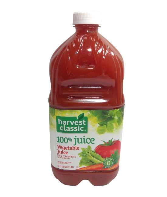 Harvest Classic Vegetable 8/64oz