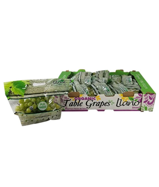 Green Grapes 9 Units in a box